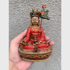 Tôn tượng ngài Guru Rinpoche bằng thạch cao