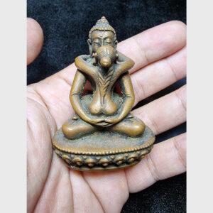 Tượng mini Nepal ngài Phật Phổ Hiền phối ngẫu