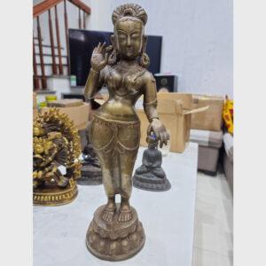 Tượng cổ Mẹ Đất cỡ lớn truyền thống Ấn Độ