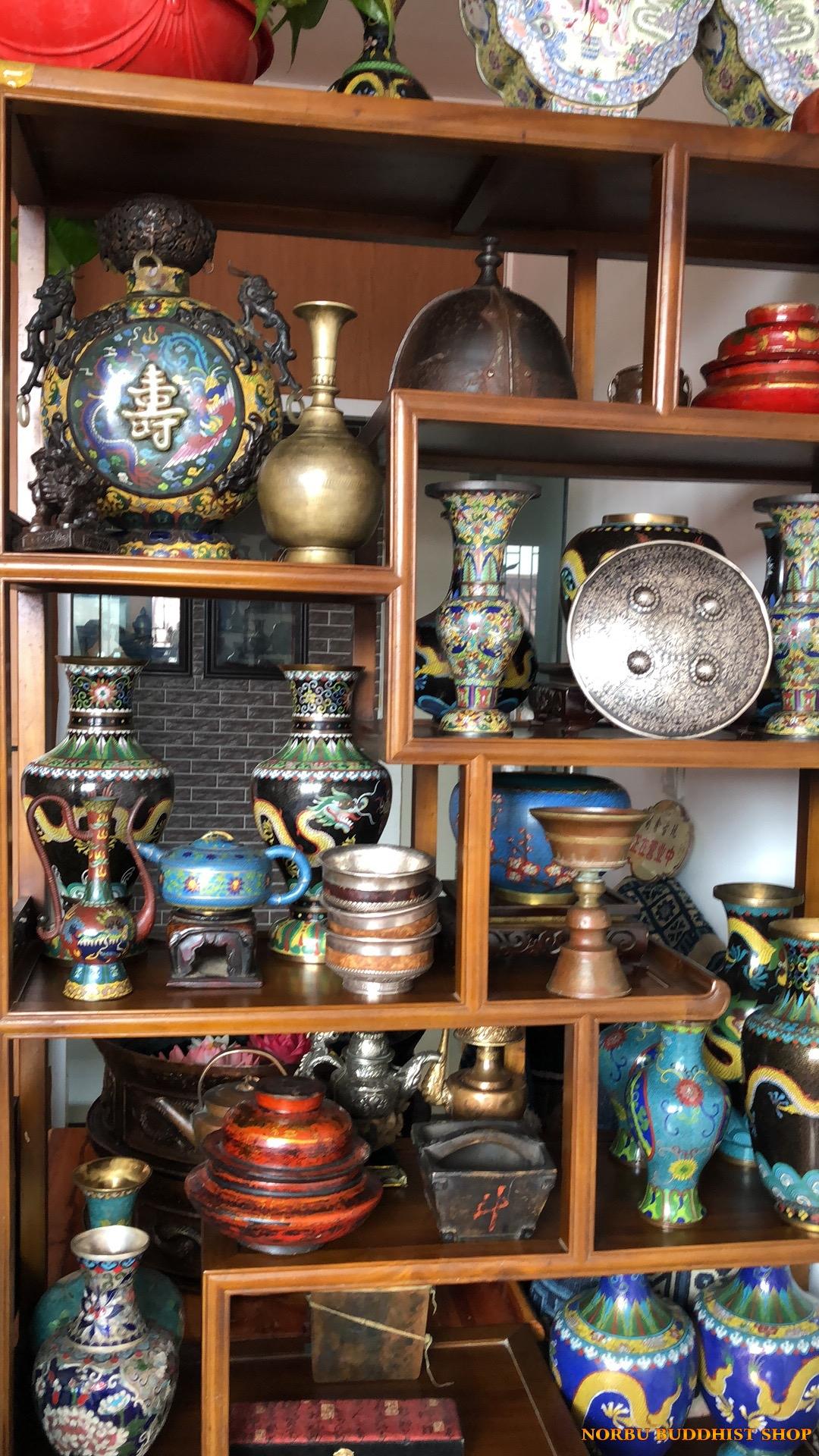 Tại sao đồ đồng cổ Tây Tạng lại đắt giá như vậy 3
